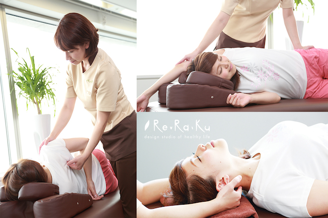 Re.Ra.Ku&treatment レバンテ 垂水店