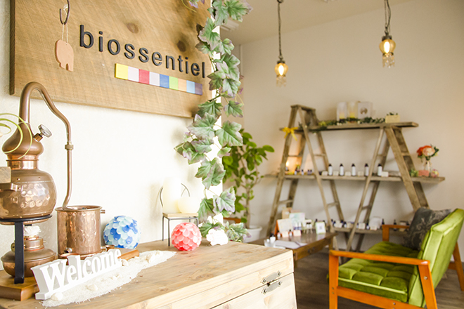 biossentiel OLS salon高崎店(ビィオセンシィエールオーエルエスサロン)