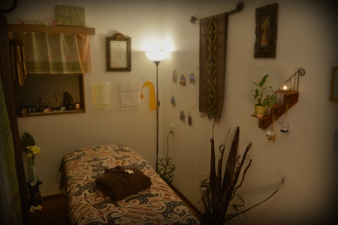 MIMPI Aromatherapy&Balinese massage