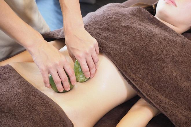Stone Therapy Salon かおん