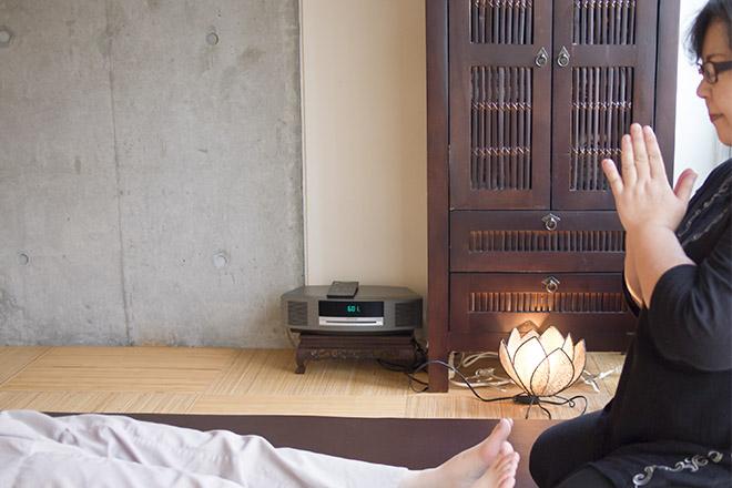 タイ古式マッサージ マイペンライ