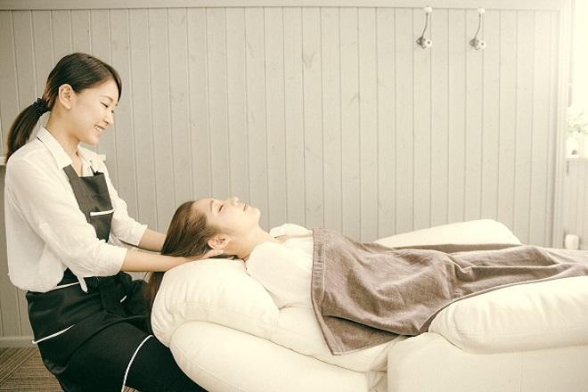 女性専用ヘッドセラピースパ専門店 salon du RUPO  | ジョセイセンヨウヘッドセラピースパセンモンテン サロン ド ルポ  のイメージ