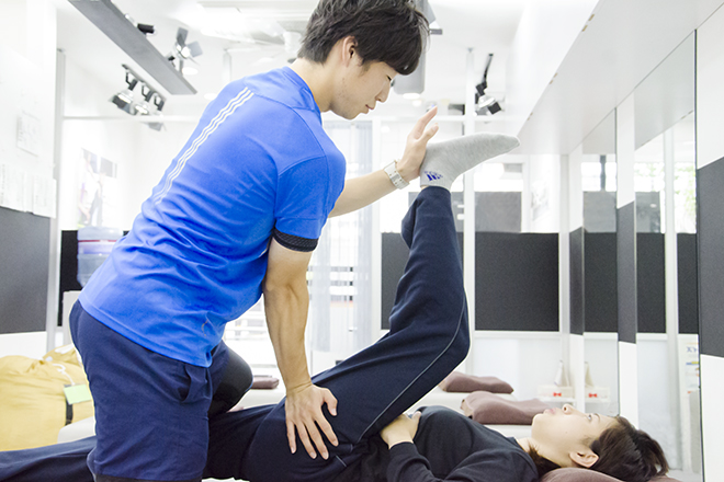 ドクターストレッチ 北千住東口店(Dr.ストレッチ)のメイン画像