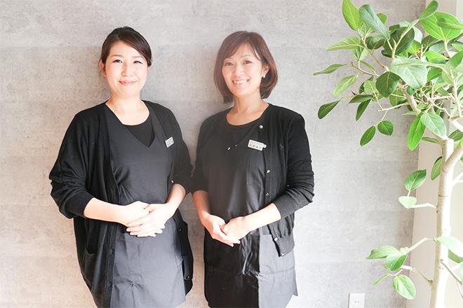 beauty salon BROOCH