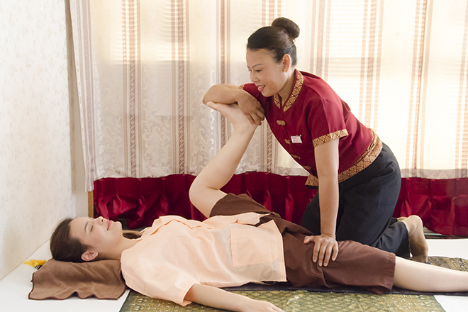 Mii Thai Relaxation