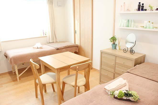 自宅サロン4Clover    ジタクサロンフォークローバー  のイメージ