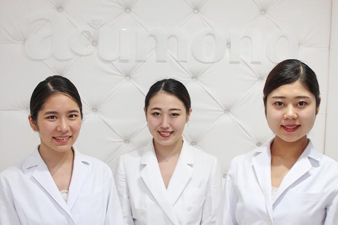 美容鍼灸院 acumond  | ビヨウシンキュウイン アキュモンド  のイメージ