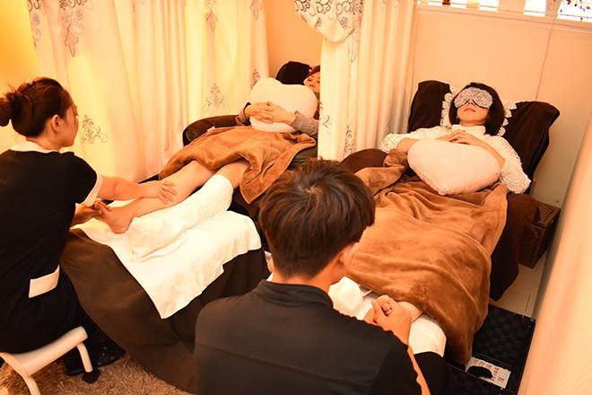 宝来 リフレクソロジー 恵比寿店    ホウライ リフレクソロジー エビステン  のイメージ