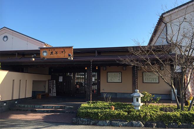 湯源郷 太平のゆ 忠岡店 ボディケア  | トウゲンキョウ タイヘイノユ タダオカテン ボディケア  のイメージ