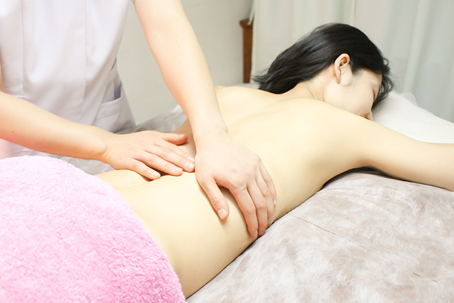 aromatherapy salon RUBIA