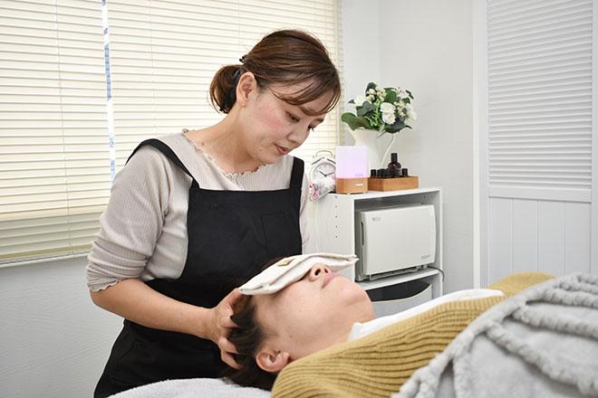 healing salon Lupinus.